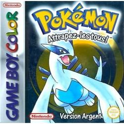 GB POKEMON ARGENT (SANS NOTICE) - Jeux Game Boy au prix de 19,95€