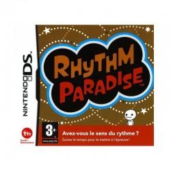 DS RHYTHM PARADISE - Jeux DS au prix de 4,95€