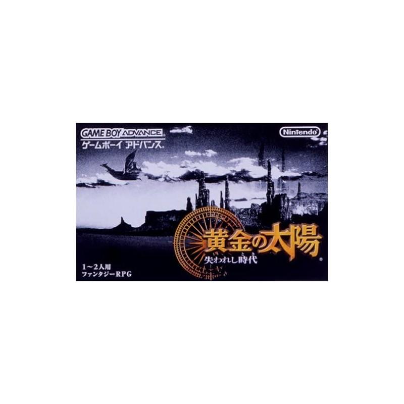 GA GOLDEN SUN 2 (IMPORT JAP) - Jeux Game Boy Advance au prix de 24,95€