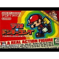 GA MARIO VS DONKEY KONG (IMPORT JAP) - Jeux Game Boy Advance au prix de 19,95€