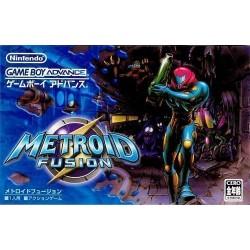 GA METROID FUSION (IMPORT JAP) - Jeux Game Boy Advance au prix de 59,95€