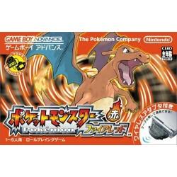 GA POKEMON ROUGE FEU (IMPORT JAP) - Jeux Game Boy Advance au prix de 49,95€