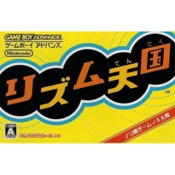 GA RHYTHM TENGOKU (IMPORT JAP + SANS NOTICE) - Jeux Game Boy Advance au prix de 14,95€
