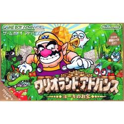 GA WARIO LAND 4 (IMPORT JAP) - Jeux Game Boy Advance au prix de 24,95€