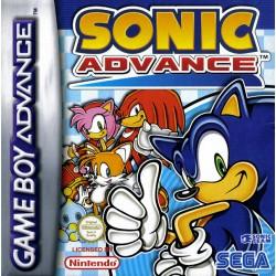 GA SONIC ADVANCE - Jeux Game Boy Advance au prix de 14,95€