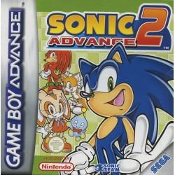 GA SONIC ADVANCE 2 - Jeux Game Boy Advance au prix de 29,95€