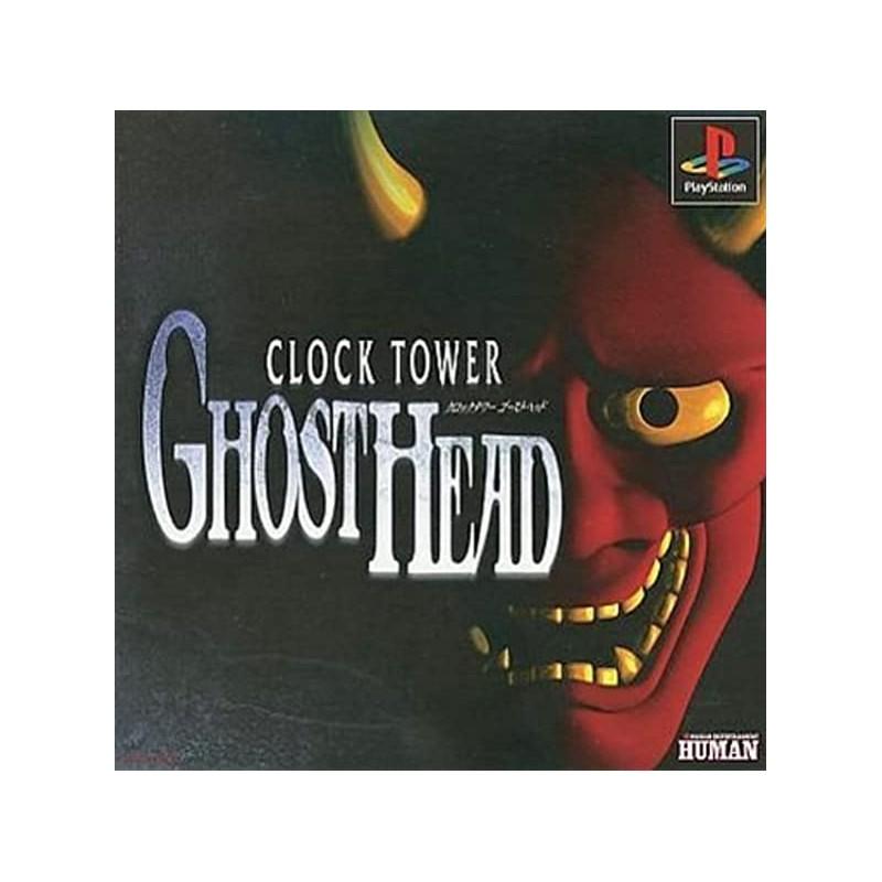 PSX CLOCK TOWER GHOST HEAD (IMPORT JAP) - Jeux PS1 au prix de 12,95€
