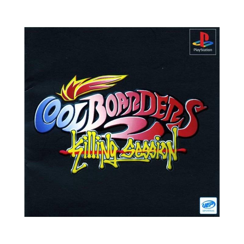 PSX COOL BOARDERS 2 KILLING SESSION (IMPORT JAP) - Jeux PS1 au prix de 5,95€