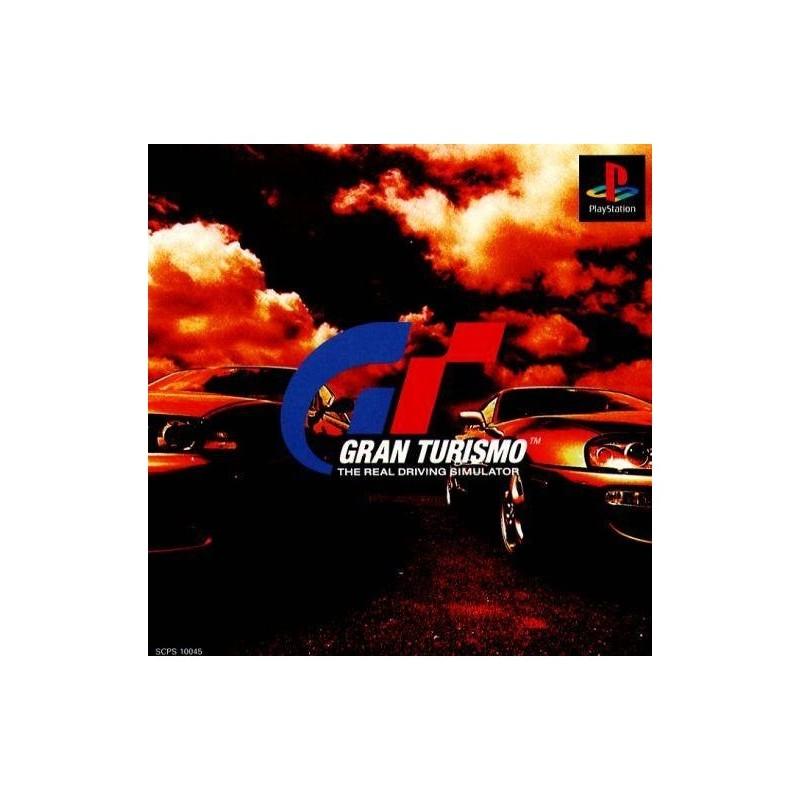 PSX GRAN TURISMO (IMPORT JAP) - Jeux PS1 au prix de 3,95€