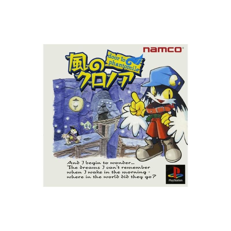 PSX KLONOA DOOR TO PHANTOMILE (IMPORT JAP) - Jeux PS1 au prix de 14,95€