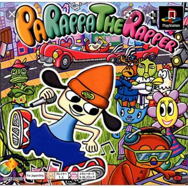PSX PARAPPA THE RAPPER (IMPORT JAP) - Jeux PS1 au prix de 9,95€