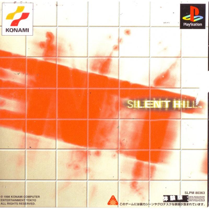 PSX SILENT HILL (IMPORT JAP) - Jeux PS1 au prix de 24,95€