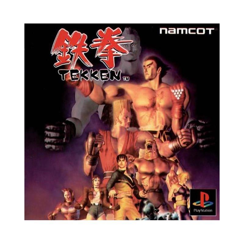 PSX TEKKEN (IMPORT JAP) - Jeux PS1 au prix de 4,95€