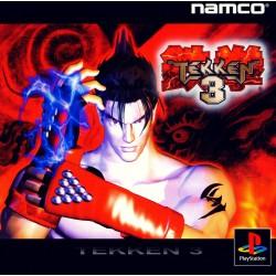 PSX TEKKEN 3 (IMPORT JAP) - Jeux PS1 au prix de 7,95€