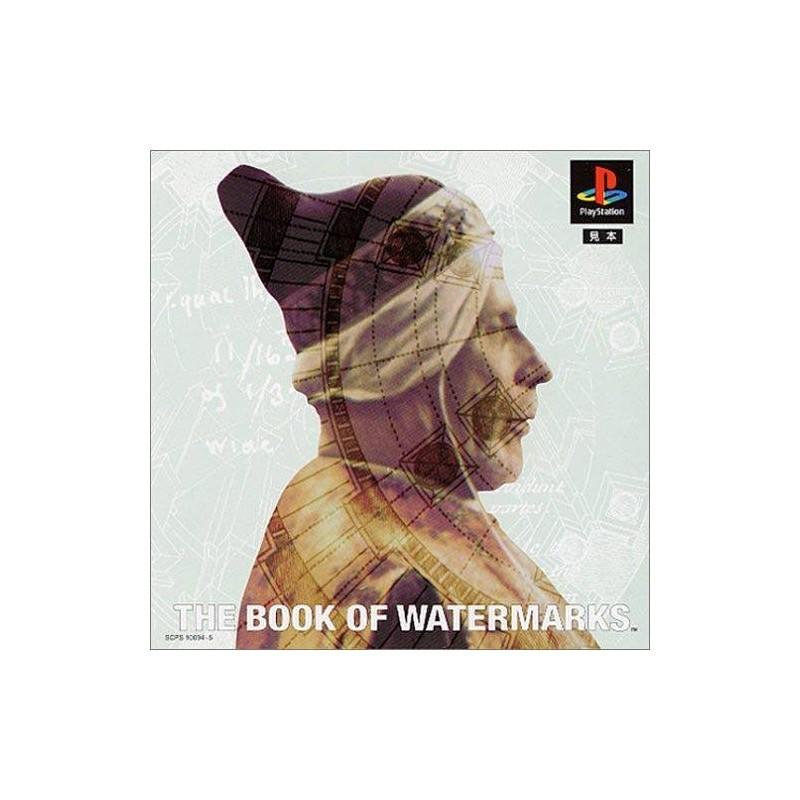 PSX THE BOOK OF WATERMARKS (IMPORT JAP + SPINECARD) - Jeux PS1 au prix de 9,95€