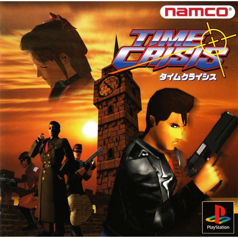 PSX TIME CRISIS (IMPORT JAP) - Jeux PS1 au prix de 4,95€