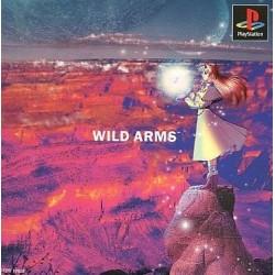 PSX WILD ARMS (IMPORT JAP) - Jeux PS1 au prix de 9,95€