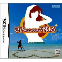 DS KIMI NO TAME NARA SHINERU (IMPORT JAP) - Jeux DS au prix de 1,95€