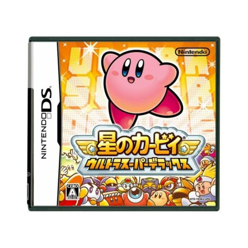 DS KIRBY SUPER STAR ULTRA (IMPORT JAP) - Jeux DS au prix de 9,95€