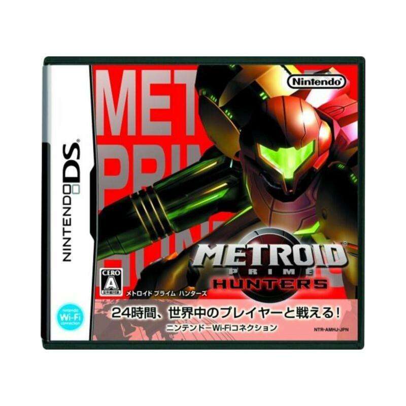 DS METROID PRIME HUNTERS (IMPORT JAP) - Jeux DS au prix de 9,95€