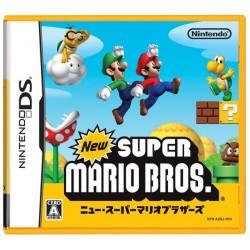 DS NEW SUPER MARIO BROS (IMPORT JAP) - Jeux DS au prix de 9,95€