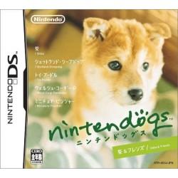 DS NINTENDOGS SHIBA ET FRIENDS (IMPORT JAP) - Jeux DS au prix de 7,95€