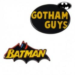 BROCHES BATMAN DC COMICS - Autres Goodies au prix de 4,95€