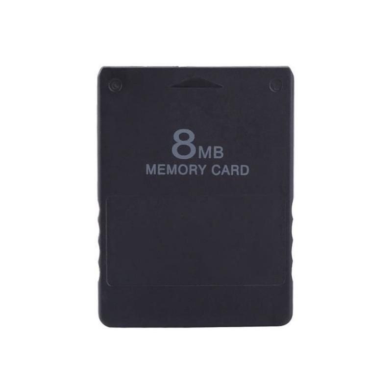 CARTE MEMOIRE PS2 8MB (NON OFF) - Accessoires PS2 au prix de 4,95€