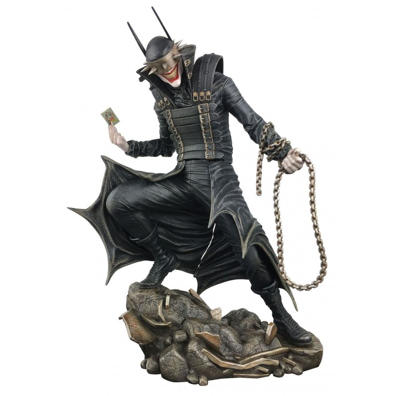 FIGURINE BATMAN BATMAN WHO LAUGHS 23CM (GALLERY) - Figurines au prix de 59,95€