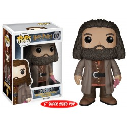 POP HARRY POTTER 07 RUBEUS HAGRID - Figurines POP au prix de 24,95 €