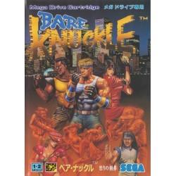 MD BARE KNUCKLE (IMPORT JAP) - Jeux Mega Drive au prix de 29,95€