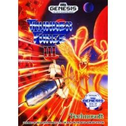 MD THUNDER FORCE III (IMPORT JAP) - Jeux Mega Drive au prix de 34,95€
