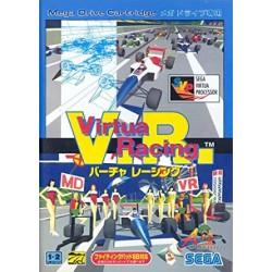 MD VIRTUA RACING (IMPORT JAP) - Jeux Mega Drive au prix de 14,95€