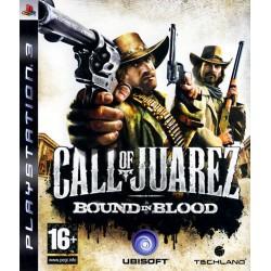 PS3 CALL OF JUAREZ BOUND IN BLOOD - Jeux PS3 au prix de 6,95€