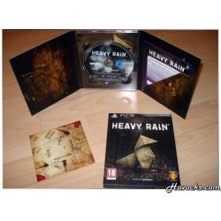 PS3 HEAVY RAIN COLLECTOR - Jeux PS3 au prix de 19,95€