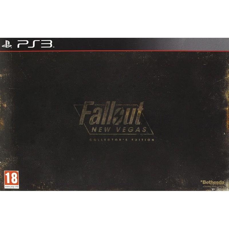 PS3 FALLOUT NEW VEGAS EDITION COLLECTOR - Jeux PS3 au prix de 49,95€