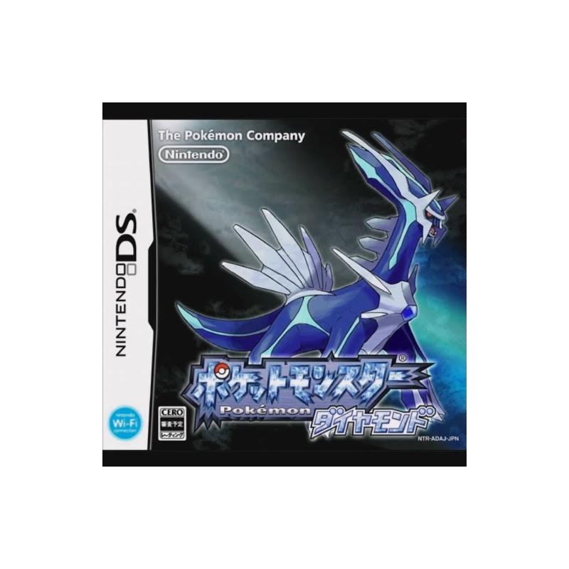 DS POKEMON VERSION DIAMANT (IMPORT JAP) - Jeux DS au prix de 14,95€