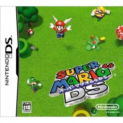 DS SUPER MARIO 64 (IMPORT JAP) - Jeux DS au prix de 9,95€