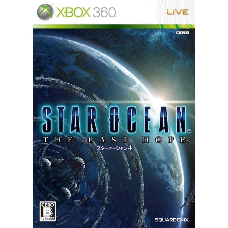 X360 STAR OCEAN 4 THE LAST HOPE (IMPORT JAP) - Jeux Xbox 360 au prix de 6,95€
