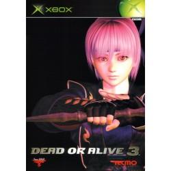 XB DEAD OR ALIVE 3 (IMPORT JAP) - Jeux Xbox au prix de 3,95€