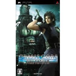 PSP CRISIS CORE FINAL FANTASY VII (IMPORT JAP) - Jeux PSP au prix de 9,95€