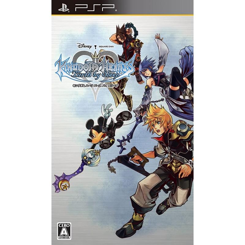PSP KINGDOM HEARTS BIRTH BY SLEEP (IMPORT JAP) - Jeux PSP au prix de 7,95€