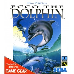 GG ECCO THE DOLPHIN (IMPORT JAP) - Game Gear au prix de 9,95 €