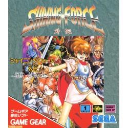 GG SHINING FORCE GAIDEN (IMPORT JAP) - Game Gear au prix de 14,95€