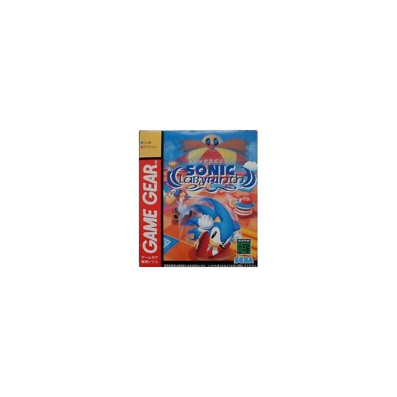 GG SONIC LABYRINTH (IMPORT JAP) - Game Gear au prix de 49,95€