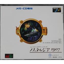 MCD NOSTALGIA (IMPORT JAP) - Mega-CD au prix de 9,95€