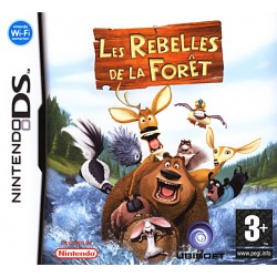 DS LES REBELLES DE LA FORET - Jeux DS au prix de 6,95€