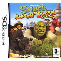 DS SHREK SMASH N CRASH RACING - Jeux DS au prix de 6,95€