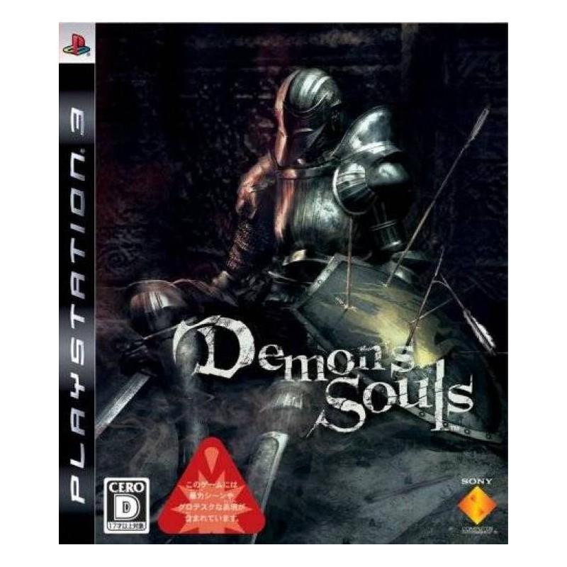 PS3 DEMONS SOULS (IMPORT JAP) - Jeux PS3 au prix de 9,95€