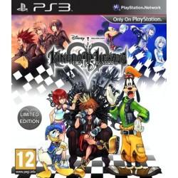 PS3 KINGDOM HEARTS HD 1.5 EDITION LIMITEE - Jeux PS3 au prix de 19,95€